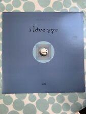 "I LOVE YOU - HANG STRAIGHT UP 12"" vinyl promo geffen UNPLAYED"