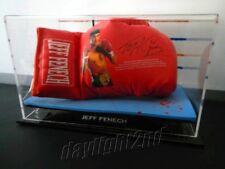✺Signed✺ JEFF FENECH Boxing Glove COA UFC MMA