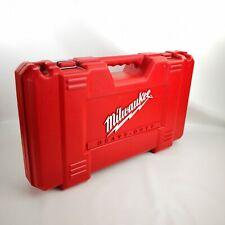 "Milwaukee Heavy Duty Case Only 0624-24 Lok Tor Series 18V 1/2"" Hammer Drill"
