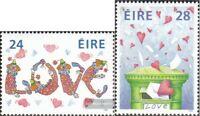 Irland 640-641 (kompl.Ausg.) postfrisch 1988 Valentinstag