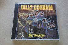 BILLY COBHAM - BY DESIGN !!!!!!!! CD