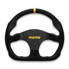 Momo Racing Racing Steering Wheel Mod 30 320mm Black Suede