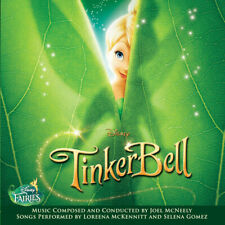 LA FEE CLOCHETTE (TINKER BELL) MUSIQUE DE FILM - JOEL McNEELY (CD)