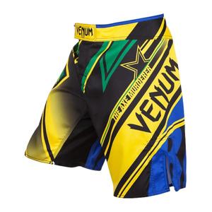 short Venum Wand Conflict Yellow/Blue/Green mma men