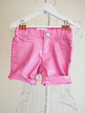"""""""Pumpkin Patch"""" Size 2 Gorgeous Girls Pink Shorts. Perfect Condition! Bargain!"""