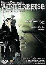 Schubert - Winterreise Jan Bostridge, David Alden | DVD | nur 1 x gesehen