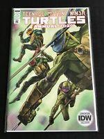Teenage Mutant Ninja Turtles Annual 2020 Comic-Con Home IDW SDCC LE 300 TMNT