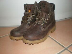 TIMBERLAND PREMIUM HERITAGE BOOTS 6-INCH STIEFEL, EU 42, NP 220,- EURO