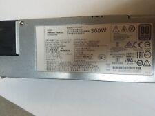 Hewlett Packard Power Supply Part #865399-201 / Spare #866729-001