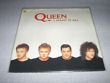 QUEEN 45 TOURS GERMANY I WANT IT ALL