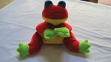 "Ty Beanie Baby ""Ribbit"" the Frog"