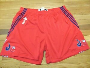 ADIDAS AUTHENTIC WNBA WASHINGTON MYSTICS REVOLUTION 30 GAME SHORTS SIZE 4XL nba