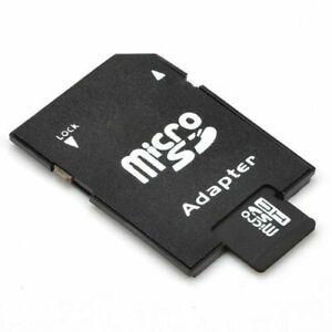 128gb Micro SD Card & Adapters.