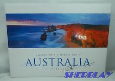IMAGES OF A TIMELESS LAND AUSTRALIA BY PETER LIK SIGNED