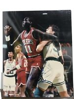 Manute Bol - Autographed 8x10 Photo Hand Signed - New In Case