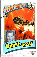 Ombre rosse (1939) VHS   Ed. Cinemania Fonit Cetra