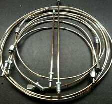 "Saville 5//16/"" x 25ft Cupro Nickel Brake Pipe 90/% Copper 10/% Nickel 7.62 mtrs"