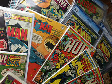 Fantastic Grab Bag lot, Batman, Iron Man, Wolverine, Hulk, X-men 181 1