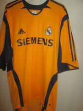 Real Madrid 2005-2006 Goalkeeper Football Shirt Large /21967