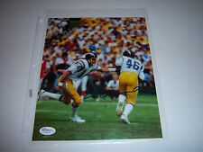 CHUCK MUNCIE SANDIEGO CHARGERS,DECEASED JSA/HOLO SIGNED 8X10 GLOSSY PHOTO