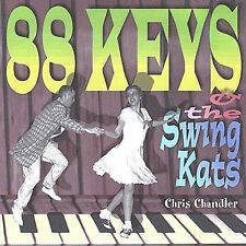 Various Artists : 88 Keys and the SwingKats CD