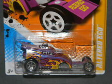 HW HOT WHEELS 2012 NEW MODELS #39/50 ALTERED EGO HOTWHEELS PURPLE VHTF RARE