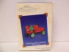 2002 Hallmark Keepsake Kiddie Car Classic 1928 Jingle Bell Express #9 Series Nib