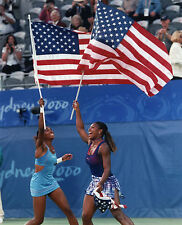 SERENA WILLIAMS USA OLYMPIC TENNIS 8X10 SPORTS PHOTO (S)
