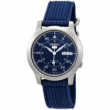 Seiko SNK807 Men's Watch - Blue