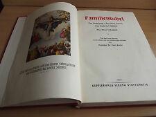 La Bibbia famiglie Bibbia il libro Ruth/Tobias/dei Salmi il Nuovo Testamento 1937