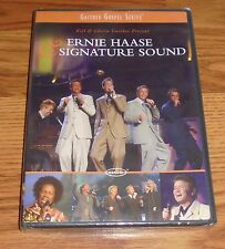 Ernie Haase and Signature Sound (DVD, 2005) NEW Gaither Christian Gospel Music