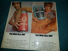 EX- UK TRACK LP - THE WHO - THE WHO SELL OUT