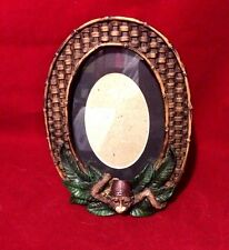 """Decorative Very Cool  Picture Frame Monkey  Photo Frame Gift 9 X 7"""" Pic 3 X 4.5"""""""