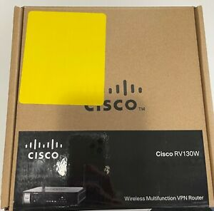 CISCO RV130 WIRELESS ROUTER