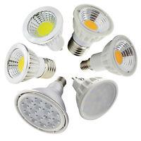 Dimmable LED GU10/MR16/E27/E14 SMD Lamps Spot Lights Day/Natural/Warm White 220V