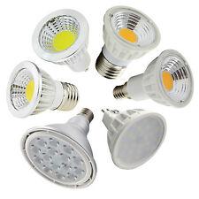 GU10 MR16 E27 E14 LED Spotlight Par Lámpara Bombilla 36W 30W 24W 18W 15W 12W 9W 7W 6W