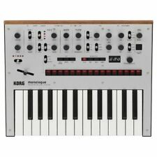 Korg MIDI (DIN) In Pro Audio Keyboard Synthesisers Modules