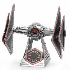 Metal Earth Star Wars 3D Laser Cut Steel Model Kit SITH Tie Fighter