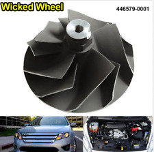 New Powerstroke 7.3L 7.3 Upgraded Turbo Compressor Wicked Wheel for TP38 GTP38