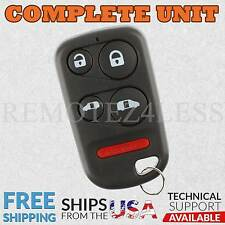 Replacement for 1999 2000 Honda Odyssey Keyless Entry Remote Car Key Fob