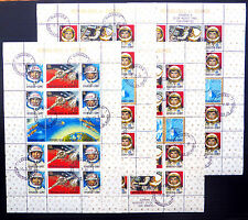 Space Guinean Stamps