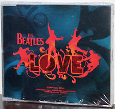 EMI PROMO CD 0946 3 83049 2 0: The BEATLES - Interview Disc for LOVE - 2006 UK