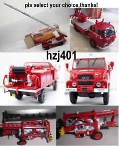 1/43 SIMCA UNIC MARMON BOCQUET/CITROEN 350 N/extinguisher FIRE ENGINE MODEL