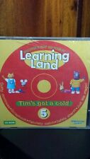 Learning Land Tim's Got a Cold PC GAME