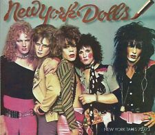 NEW YORK DOLLS - NEW YORK TAPES 72/73 EARLY STUDIO DEMOS MINI-JACKET SEALED CD