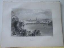 Vintage Print,WATERFORD,Scenery of Ireland,Bartlett