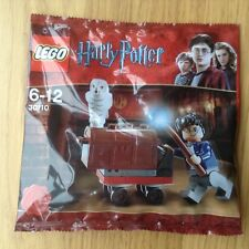 Lego Harry Potter 30110 Trolley Polybag with Hedwig - new and sealed