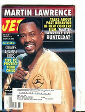 Jet Magazine August 19 2002 Martin Lawrence Runteldat 071117nonjhe