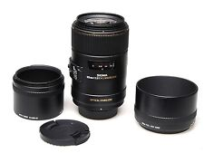 Sigma EX 105 mm f/2.8 HSM DG OS AF EX F. Canon