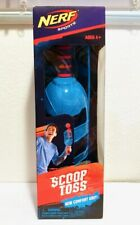 NEW Nerf Sports Scoop Toss Toy w/ Comfort Grip - Yard Game Dog Toy Summer Fun